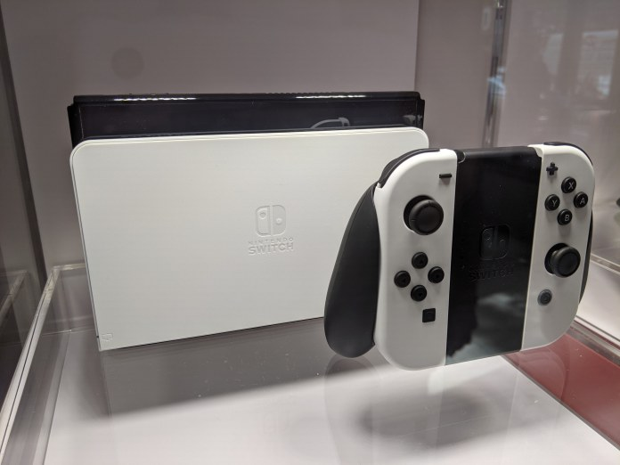 Nintendo switch you are
