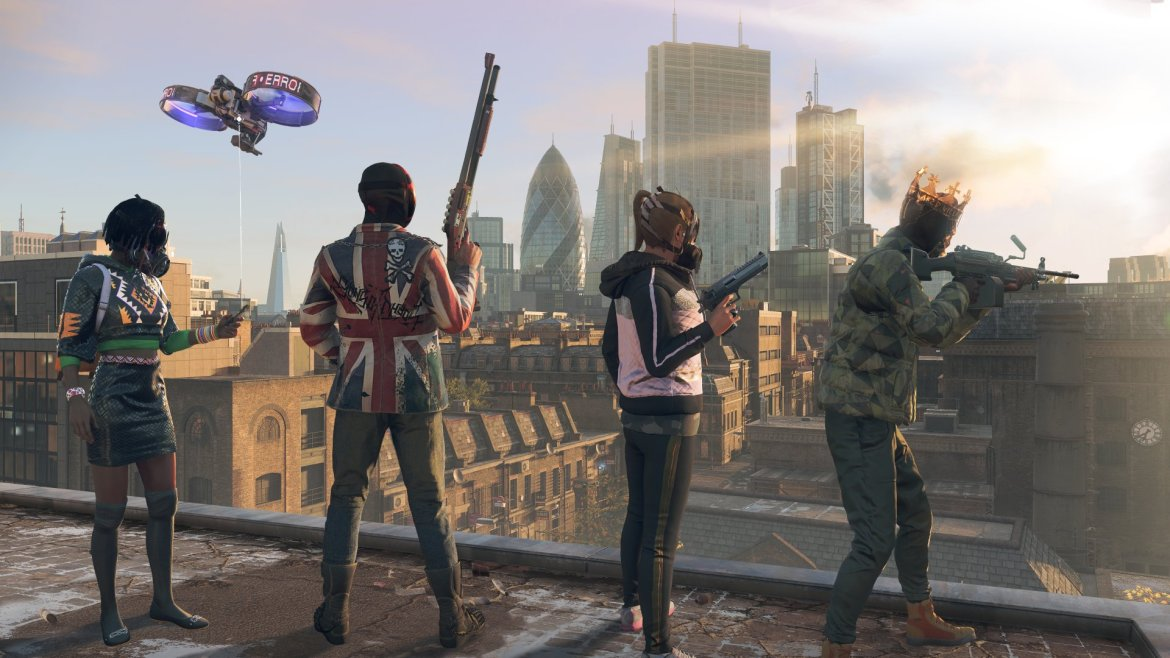 Watch Dogs Legion multiplayer release date: When you can play online and co-op | GamesRadar+