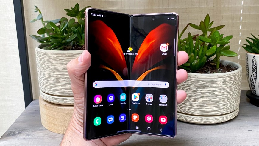 Samsung Galaxy Z Fold 2 review: A truly amazing foldable phone | Tom's Guide