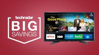 cheap TV deals best Buy 4K TVs