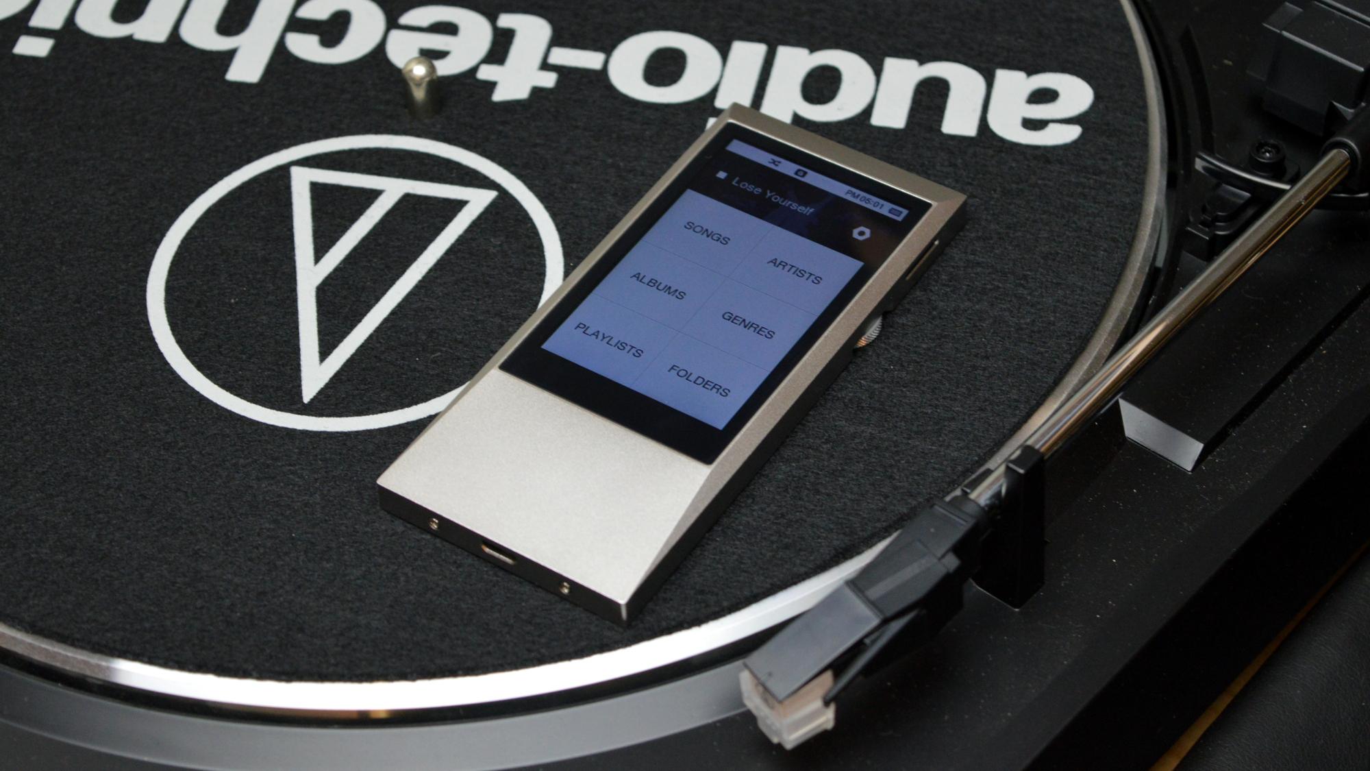 Best MP3 player: Astell & Kern AK Jr