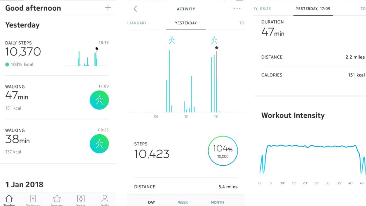 To Get The Go Up And Running Youll Need Nokia Health Mate App Its Same One That Manages Other Products Like Steel