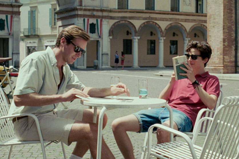 Movies to watch during Pride: Call me by your name