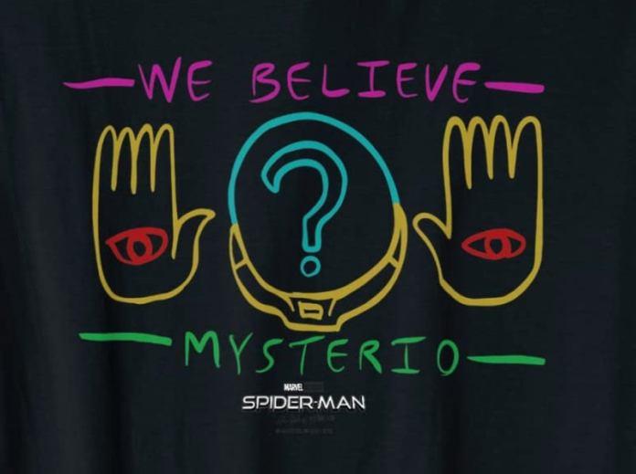 spider-man 3 we believe mysterio