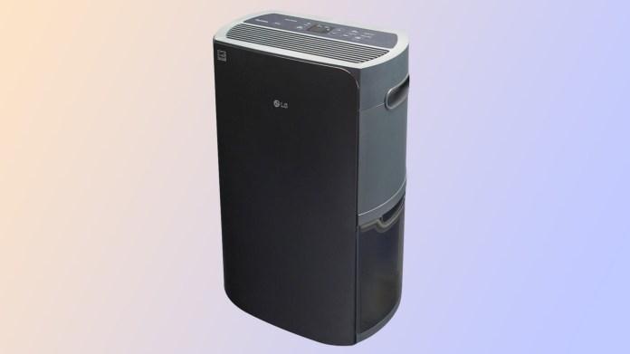Best dehumidifiers: LG PuriCare UD501KOG5