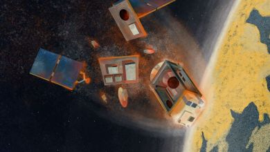 Air pollution from reentering megaconstellation satellites could cause ozone hole 2.0