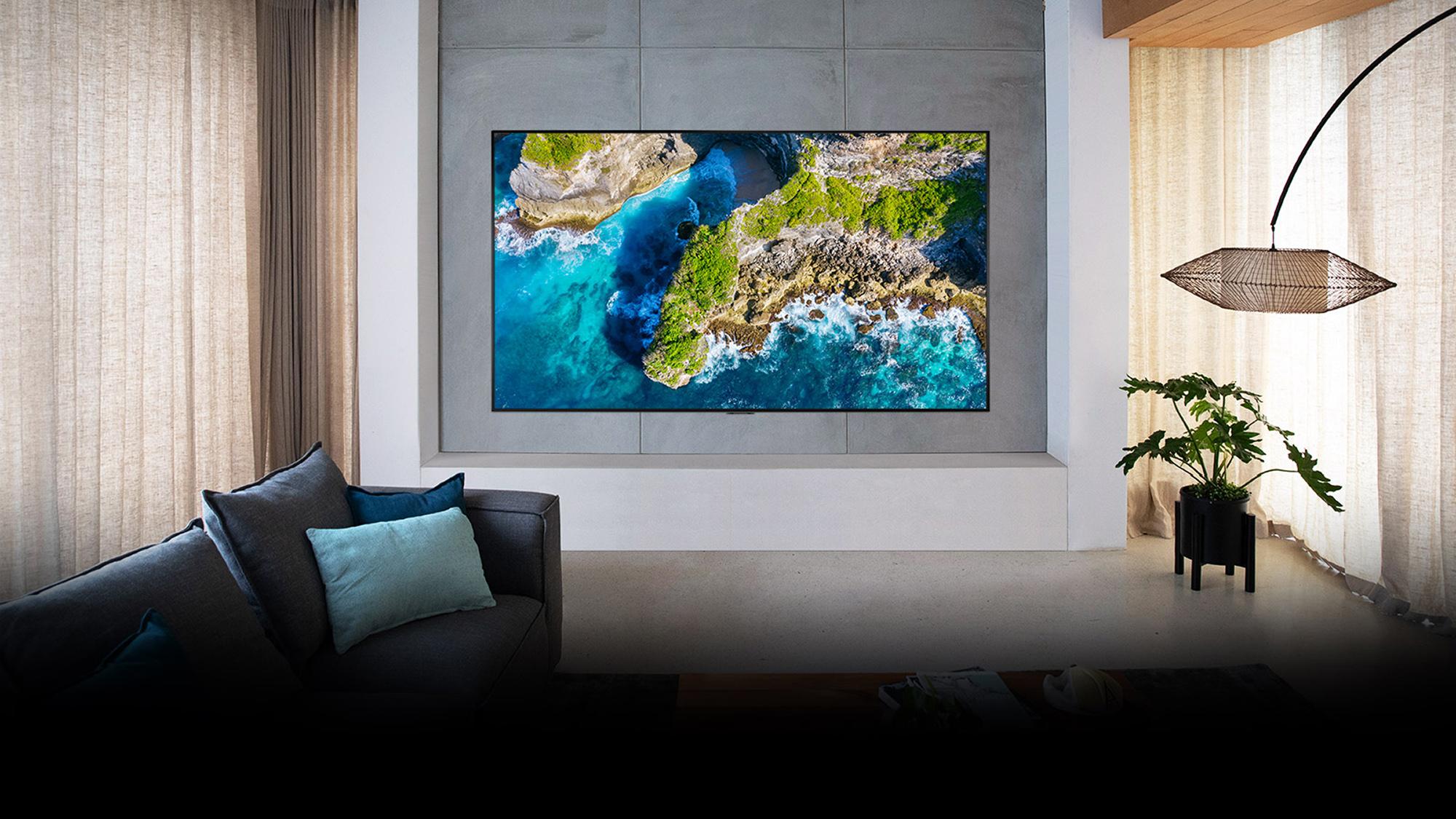 Best OLED TVs: LG GX OLED TV review