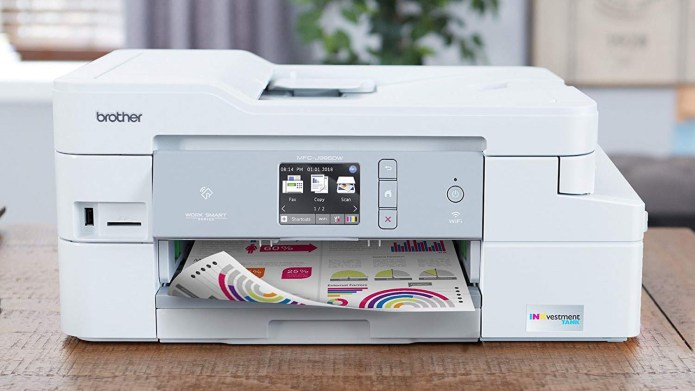 Best all-in-one printers: Brother INKvestment MFC-J995DW