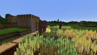 Texture packs like Sphax give Minecraft a fresh look