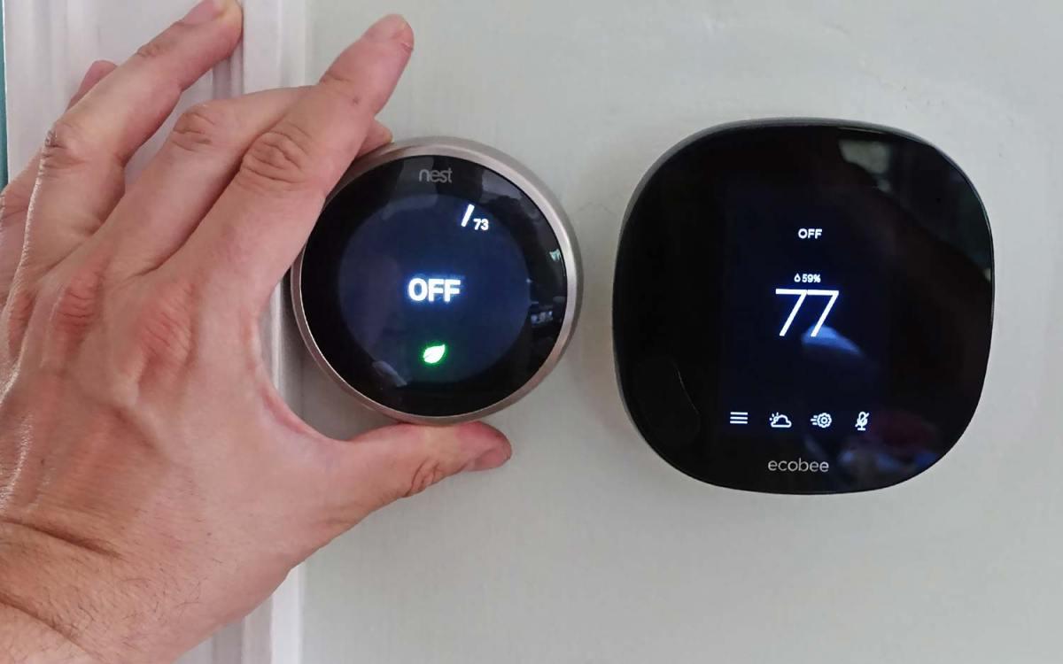 Ecobee SmartThermostat review: design