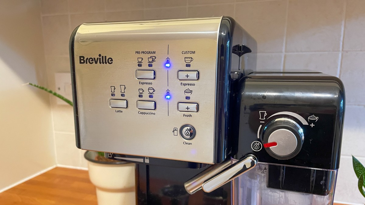 Breville One Touch coffee maker review