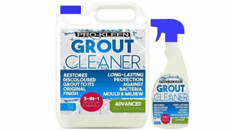 best grout cleaner effective products