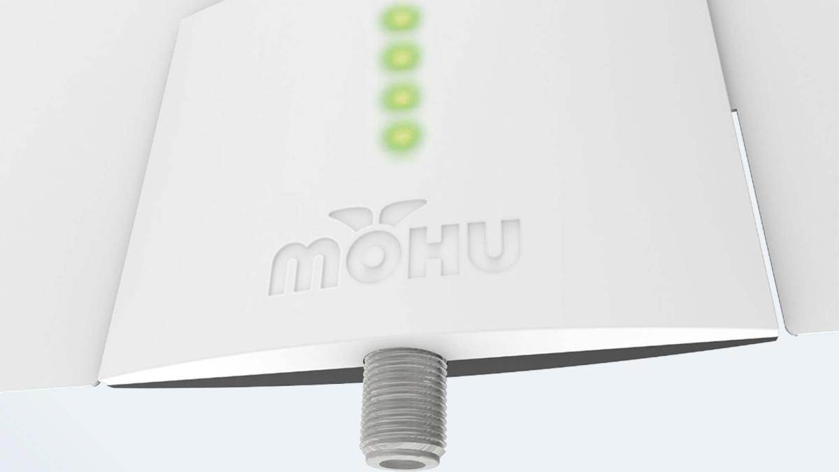 Mohu Leaf Supreme Pro HDTV Antenna review