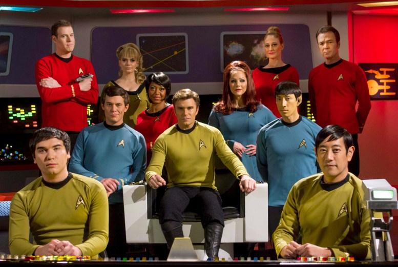 Star Trek Continues': Vic Mignogna Beams Us to a Fan-made Final ...