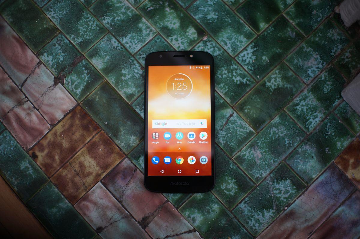 Moto E5 Play Review Techradar