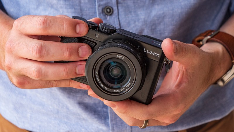 Best compact camera: Panasonic Lumix LX100 II