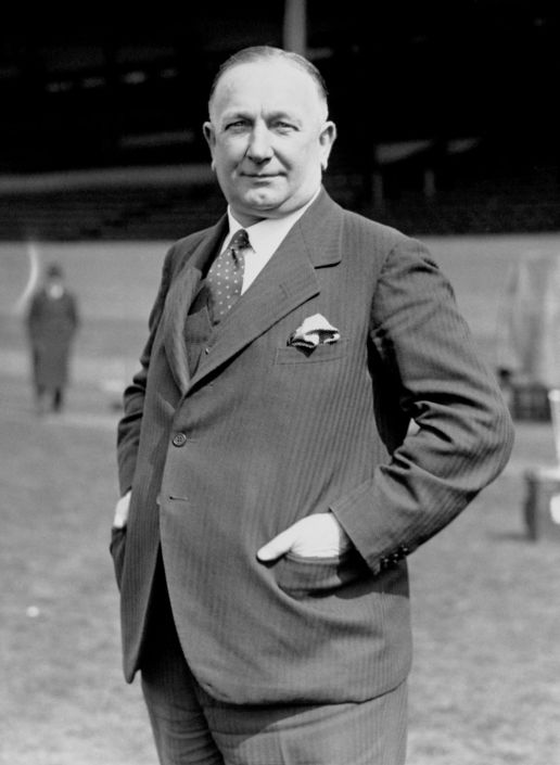 What Herbert Chapman did for Highbury | FourFourTwo