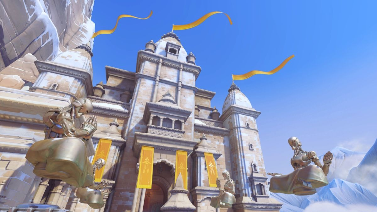 Learn How To Play Overwatchs Nepal Map From The Pros PC