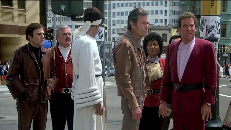 Star Trek movies in order: Star Trek IV: The Voyage Home
