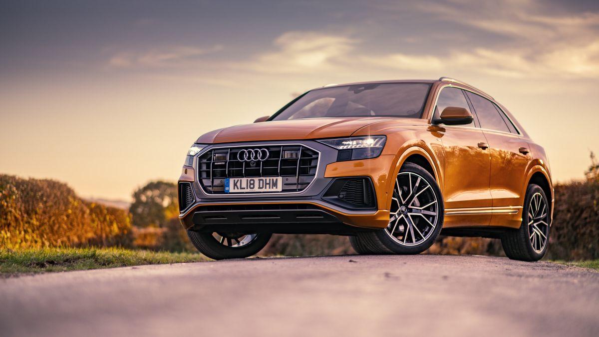Audi Q8 When Coup 233 Meets Suv Techradar