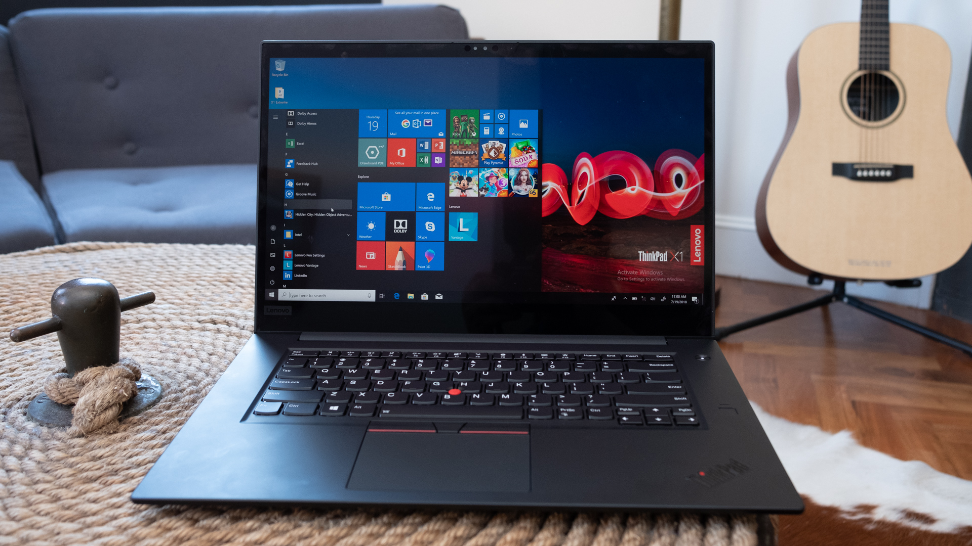 ThinkPad X1 Extreme Mobile Workstation