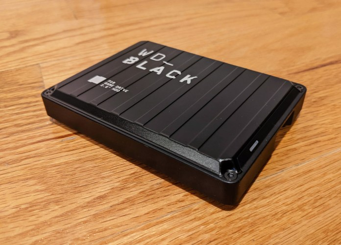 Best PS5 external hard drives: WD Black P10