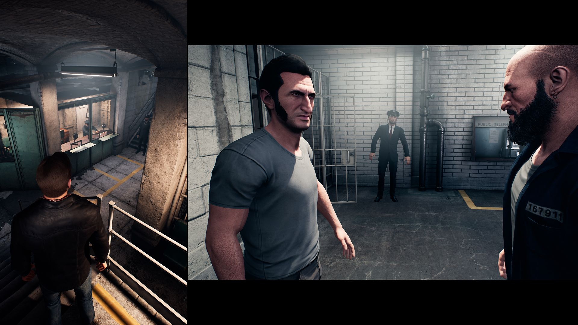 The best co-op PC games: A Way Out