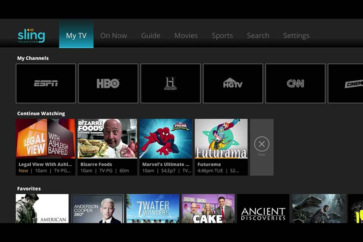 Hulu Live vs YouTube TV vs Sling vs AT&T TV - Sling TV starts at a more affordable price.