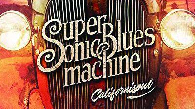 supersonic blues machine # 17