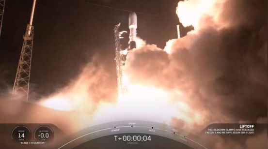 SpaceX launches 60 new Starlink Internet satellites into orbit, missing the rocket's landing