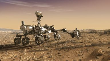 How NASA's Next Mars Rover Will Hunt for Alien Life