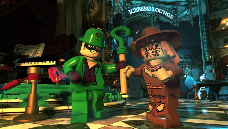 The best split screen PS4 games: lego dc super villains