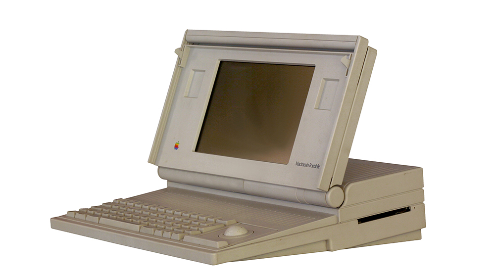 Photo of Macintosh Portable