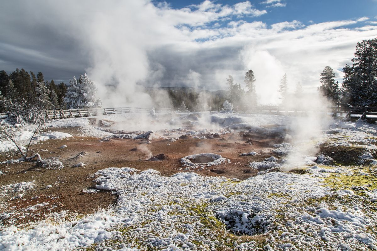 Newly found Yellowstone eruption is one in every of 'prime 5
