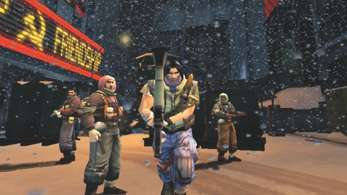 Why PS2 Squad Shooter Freedom Fighters Deserves A PS4 Comeback GamesRadar