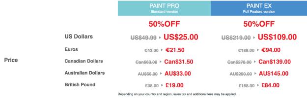 peHrmQznyyXtdkoANQZwXj MEGA Black Friday deal: 50% off digital art software Random