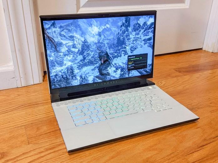 Best Windows Laptops: Alienware m15 R4 2021