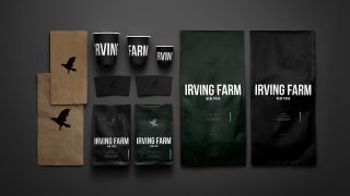 Standard Black Irving Farm project packaging