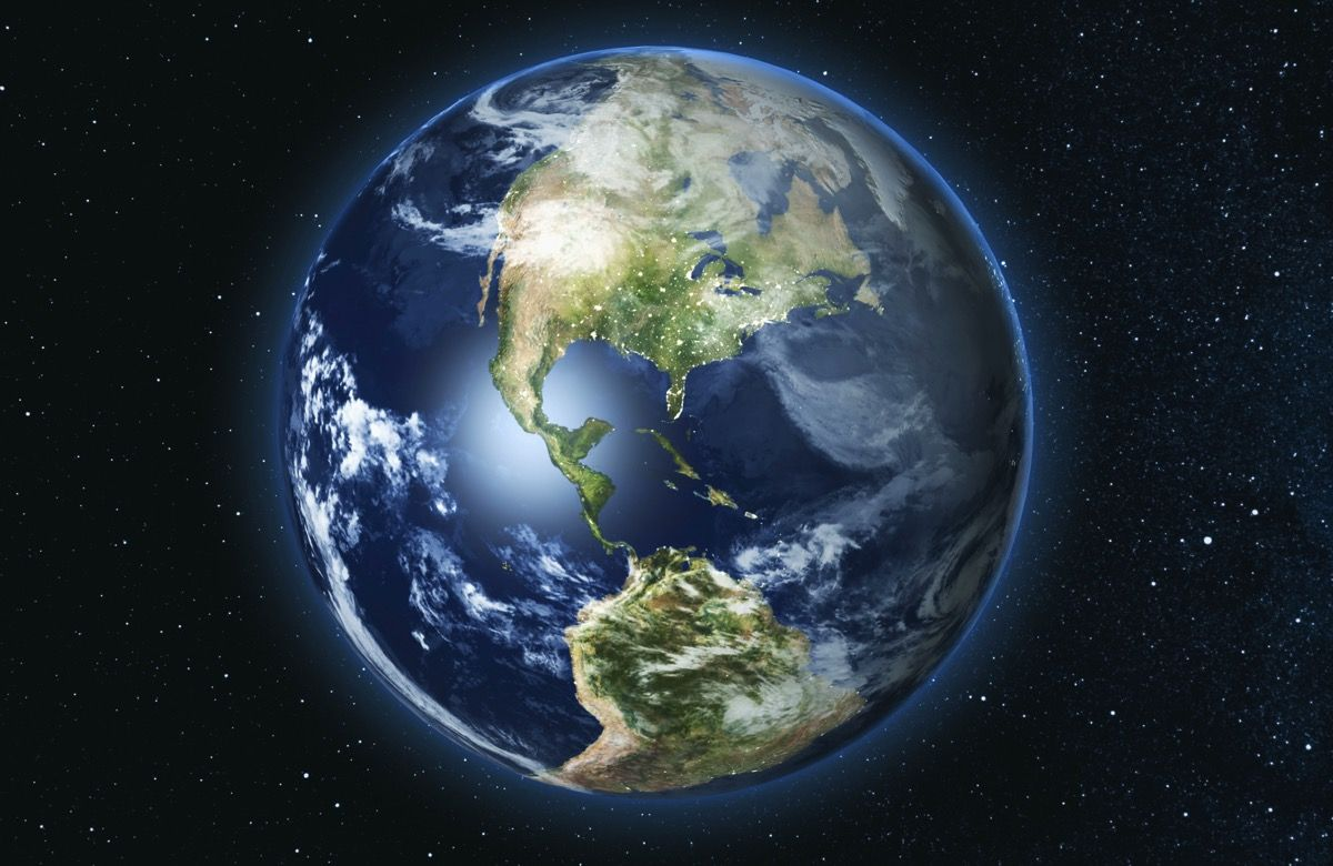 Planet Earth Wobbles As It Spins And Now Scientists Know