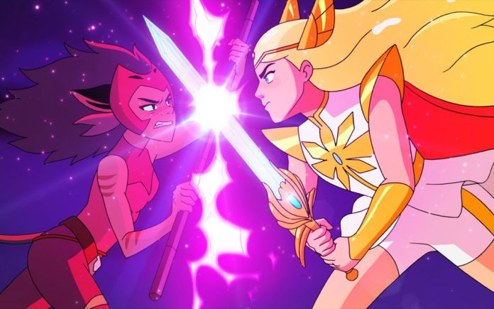 Best Netflix shows: She-ra and the Princesses of Power