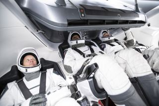 SpaceX's Crew Dragon has a new space toilet for astronauts ...