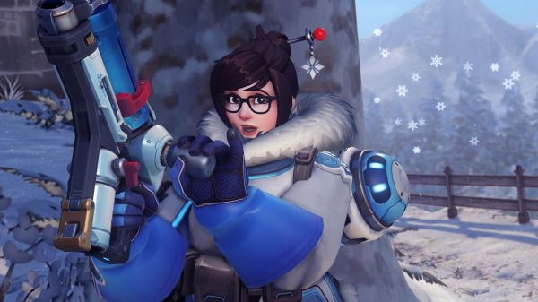 Overwatch Winter Wonderland returns with an all-Mei Snowball Deathmatch