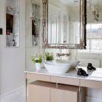 Bathroom Mirror Ideas 30 Chic And Clever Bathroom Mirror Ideas Livingetc Livingetcdocument Documenttype