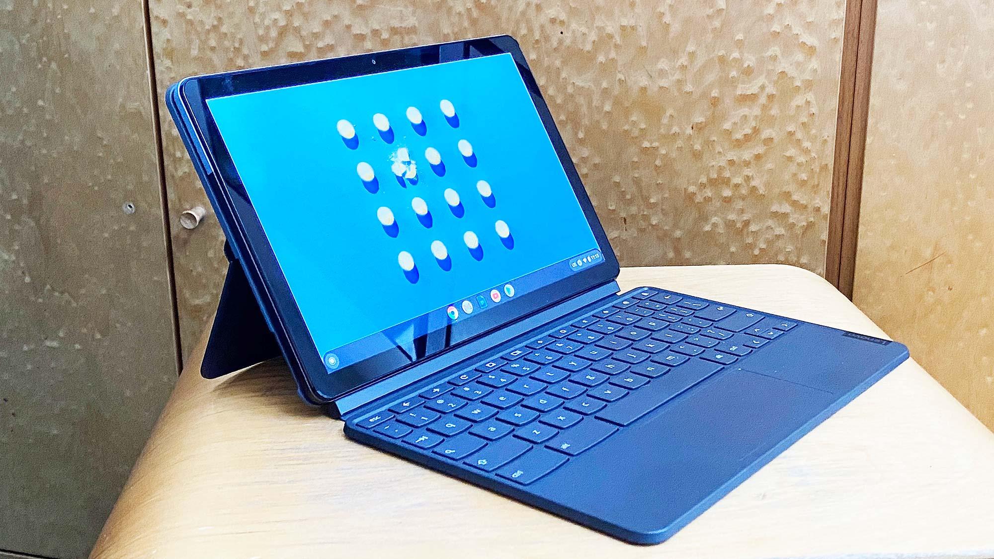 Best 2-in-1 laptops: Lenovo Chromebook Duet