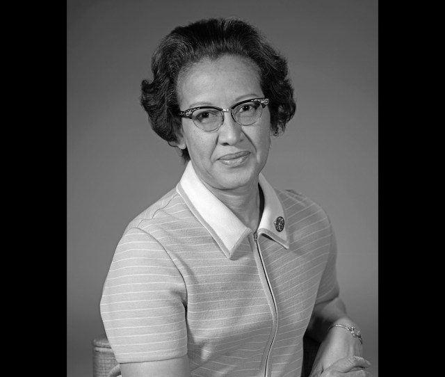 Katherine Johnson Pioneering Nasa Mathematician Space