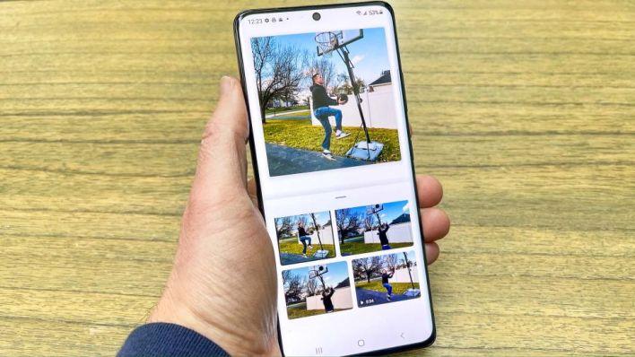 Samsung Galaxy S21 Ultra review Single Take 2.0