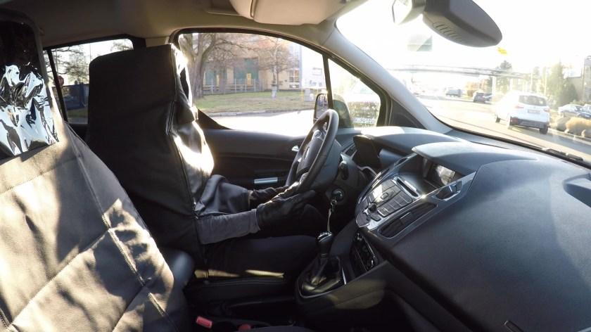 Ford 'autonomous car'