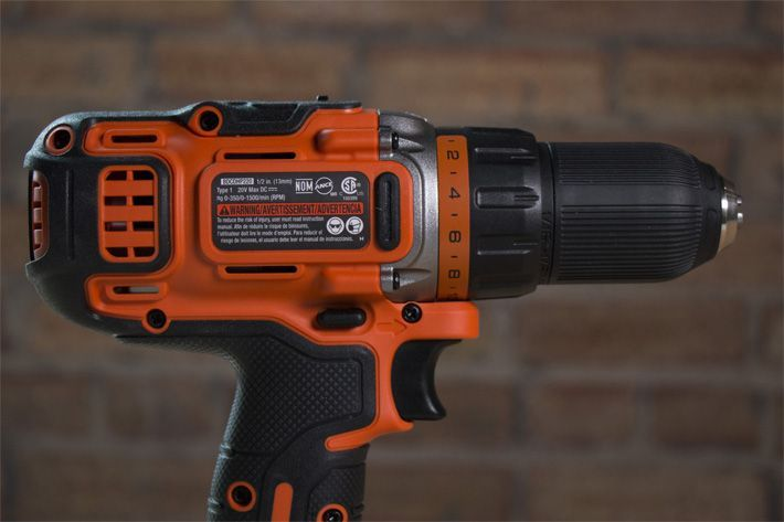 Black Decker Bdcdhp220sb 2 18v Cordless Power Drill Review