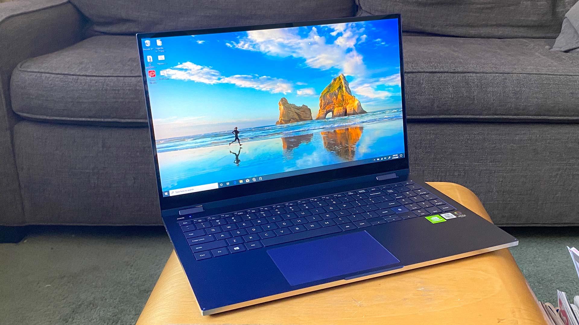 Best 2-in-1 laptops: Samsung Galaxy Book Flex