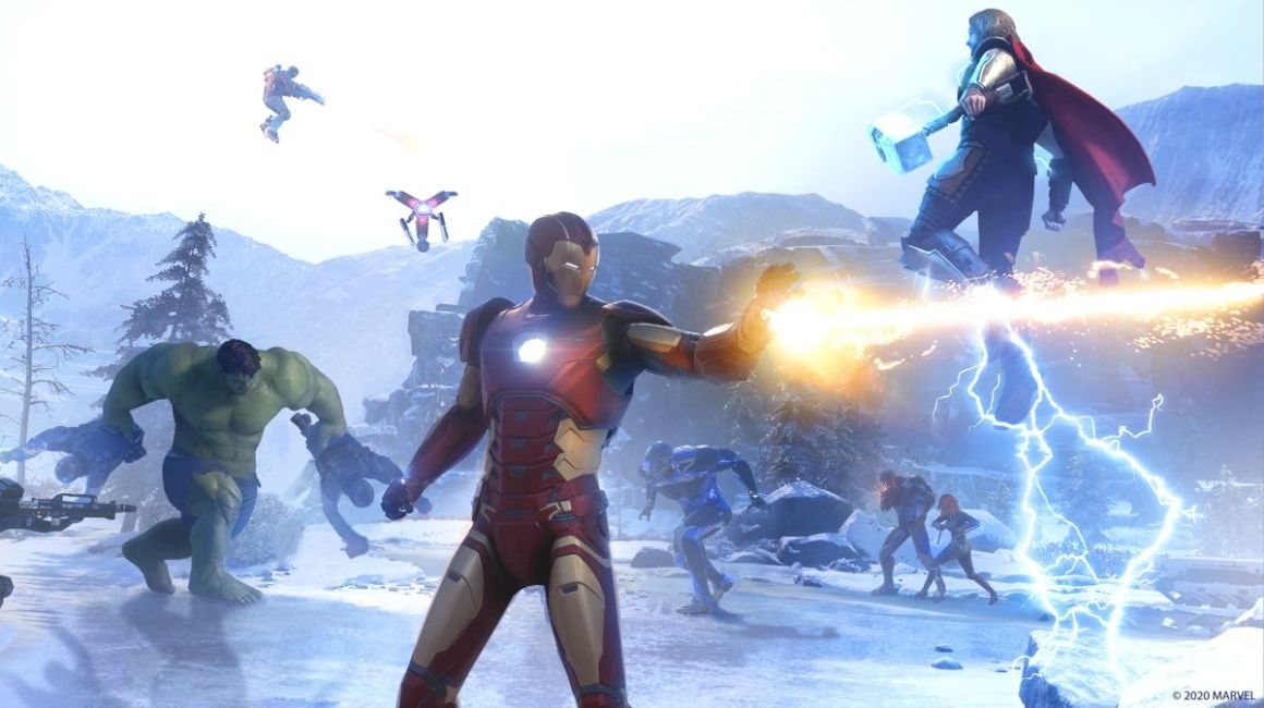 Marvel's Avengers game finally looks like something we want to ...